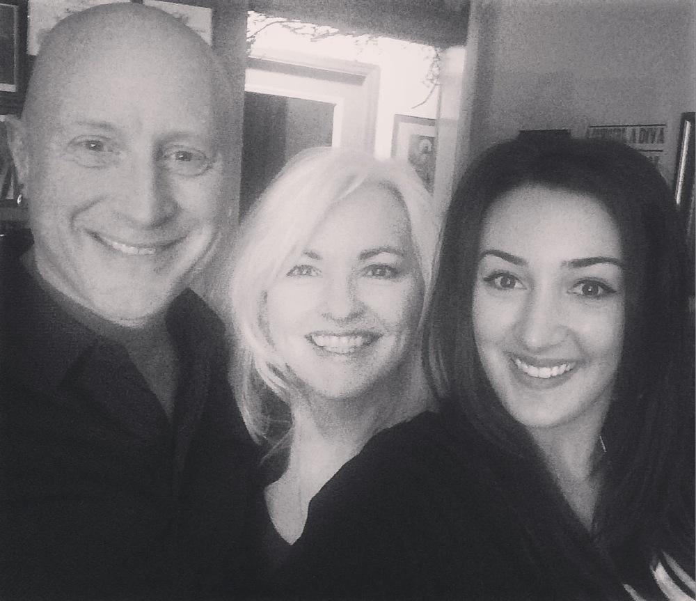 Writing with Benita Hill and Douglas Romanow (Nashville, TN)