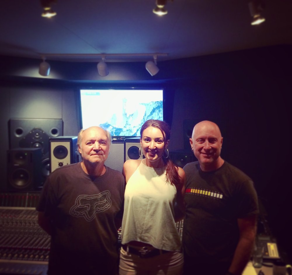 Noble Street Studios with producers Douglas Romanow and Joel Feeney (Toronto, ON)