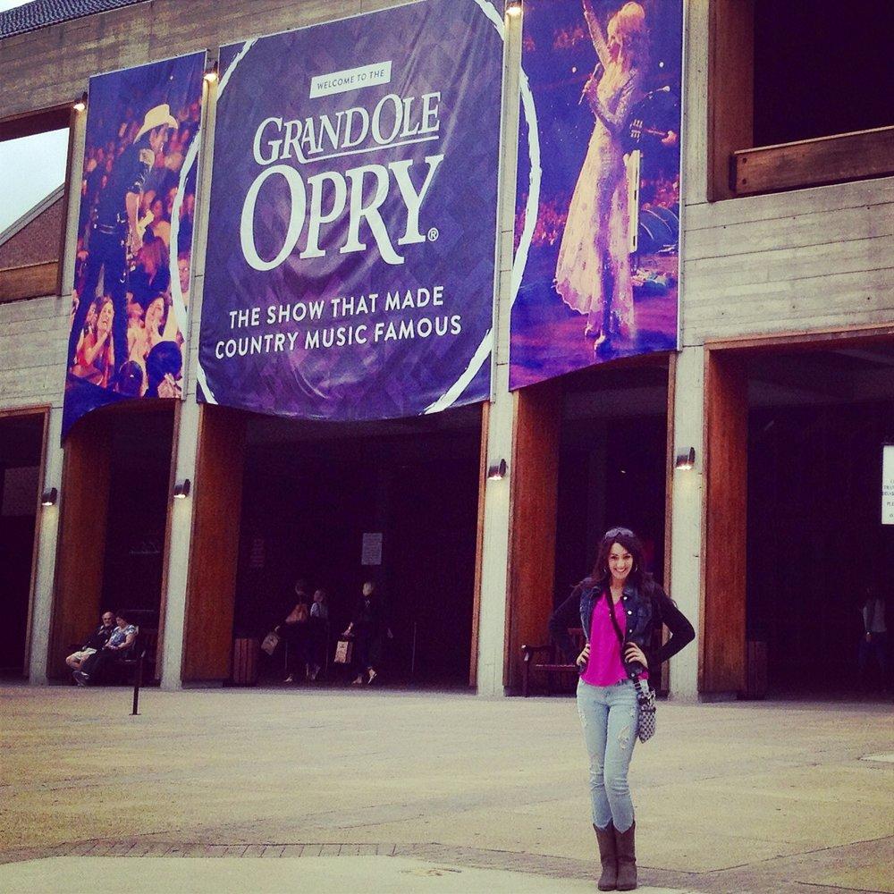 Grand Ole Opry (Nashville, TN)