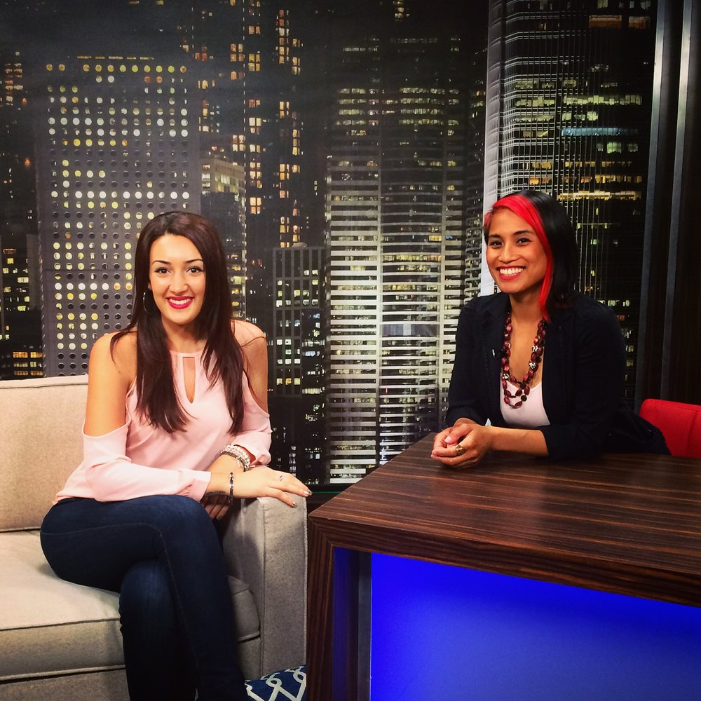 Interview on Rogers TV