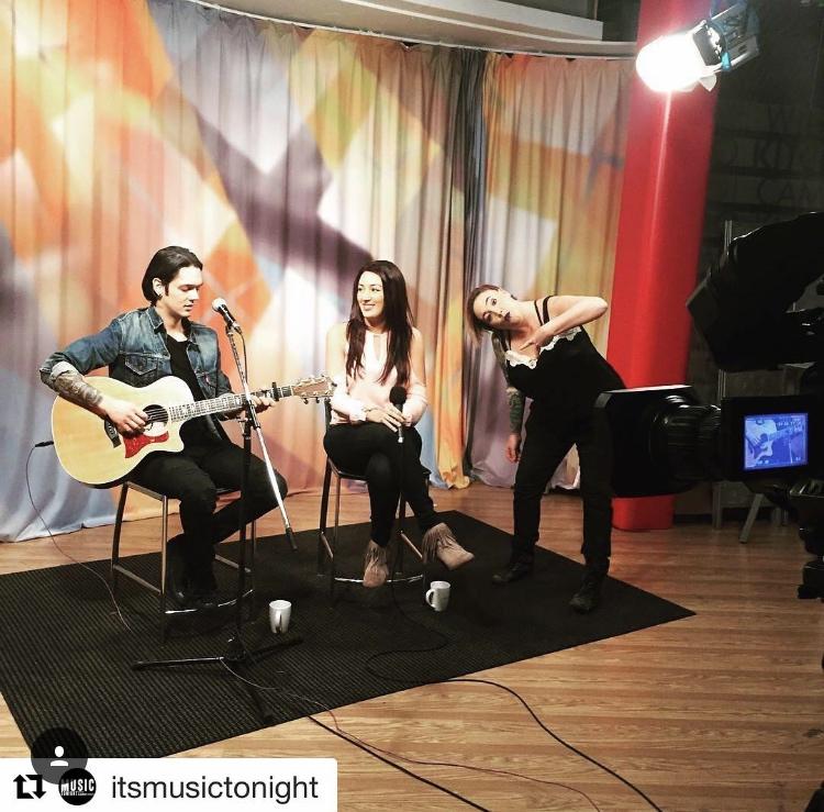 Live on Music Tonight - Rogers TV Kitchener/Waterloo