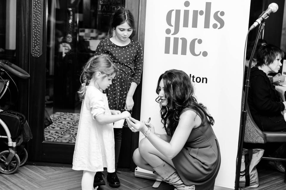 Girls Inc. of Halton fundraiser event at Pasqualino's in Milton, ON. Photo courtesy of Tara West Photography