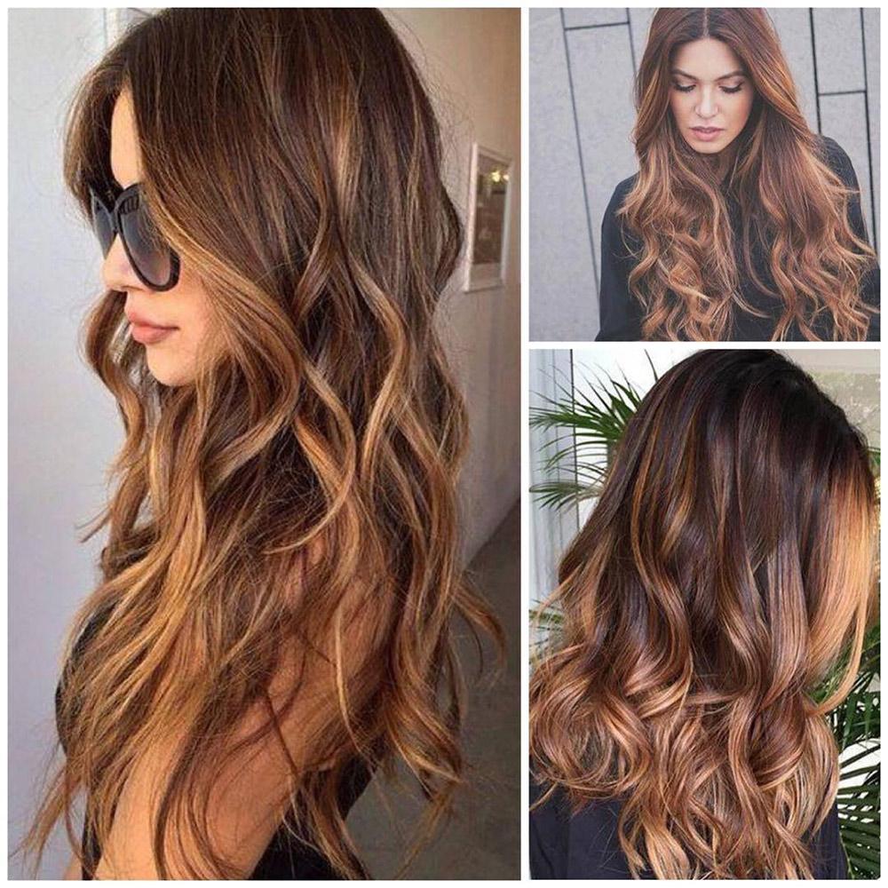 Top Hair Colors Tiger Eye Bayalage Twisted River Hair Studio