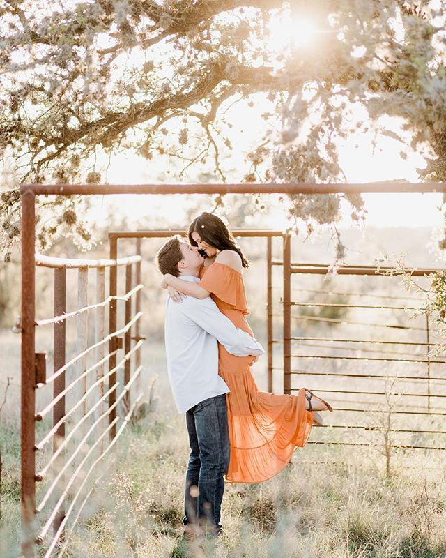Stefanie + Todd | can't wait for their fall wedding
