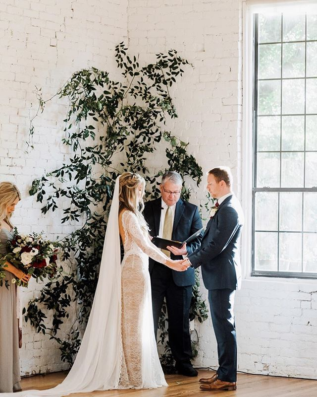 Loved every moment of this wedding day at @oneeleveneast ✨
