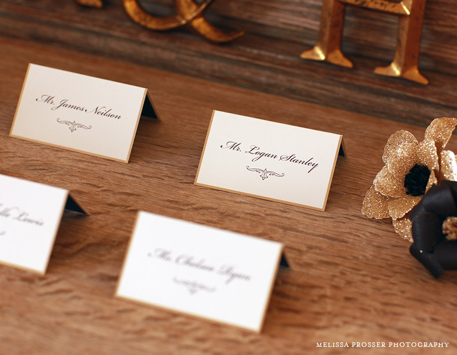 Gold Edged Place Cards.jpg