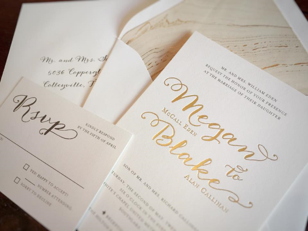 Playful calligraphy-inspired script combines with a classic serif style for a beautiful blend of elegance and whimsy