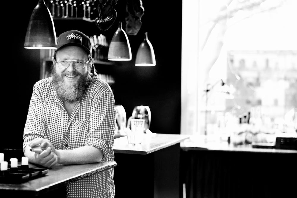 Ragnar Eiriksson, Chef at Dill