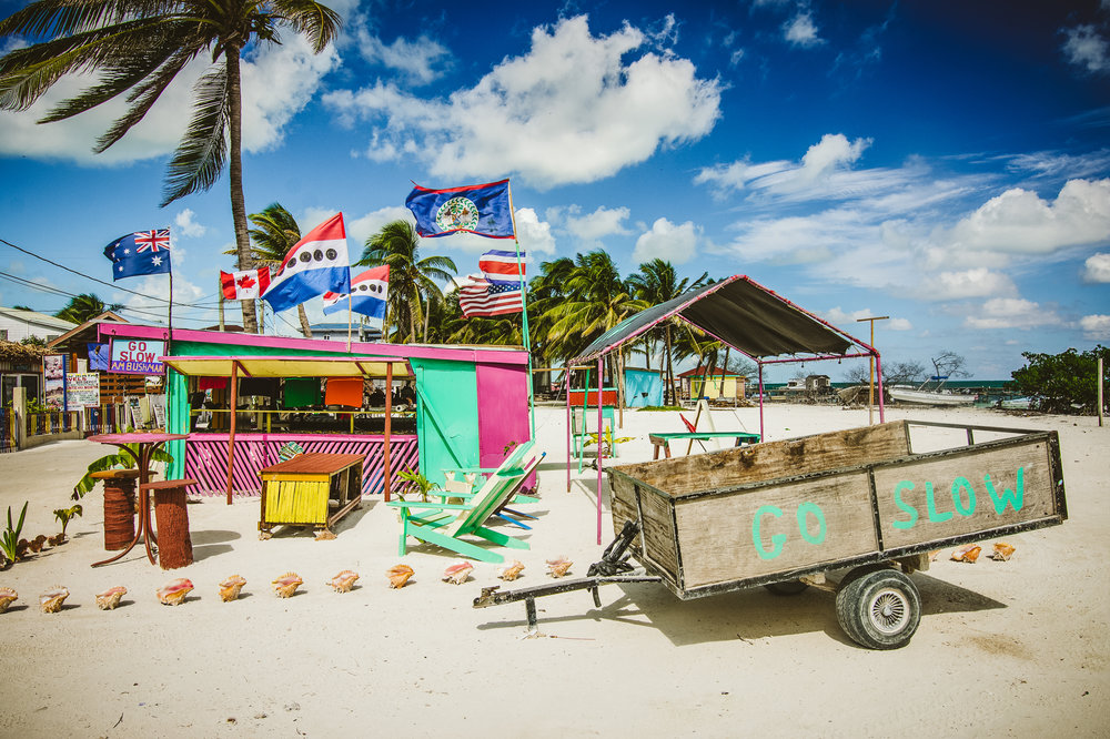 The motto of the islands is simple: go slow... Enjoy life. Take it easy. And you'll notice all the locals take this very seriously. If you're someone who value punctuality and speed, you're in for a treat.