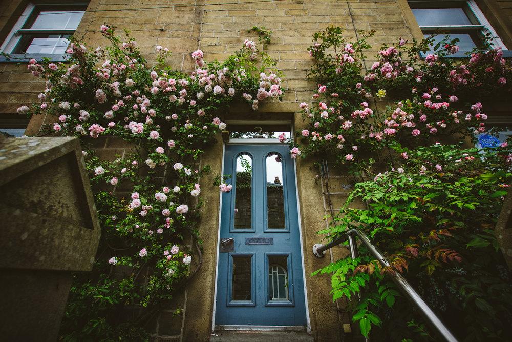 Doors of Hebden.