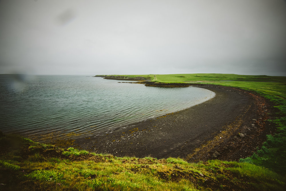 I've never been to the black beaches around the coast, especially down near Vik, so when I saw you could visit something close, and it was nearby, I was sold. Viðey has so much to see even when it's pouring rain like it was when I visited.