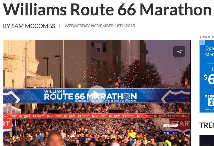 WILLIAMS ROUTE 66 MARATHON TULSA-CHATTER-MARKETING-PR-AGENCY