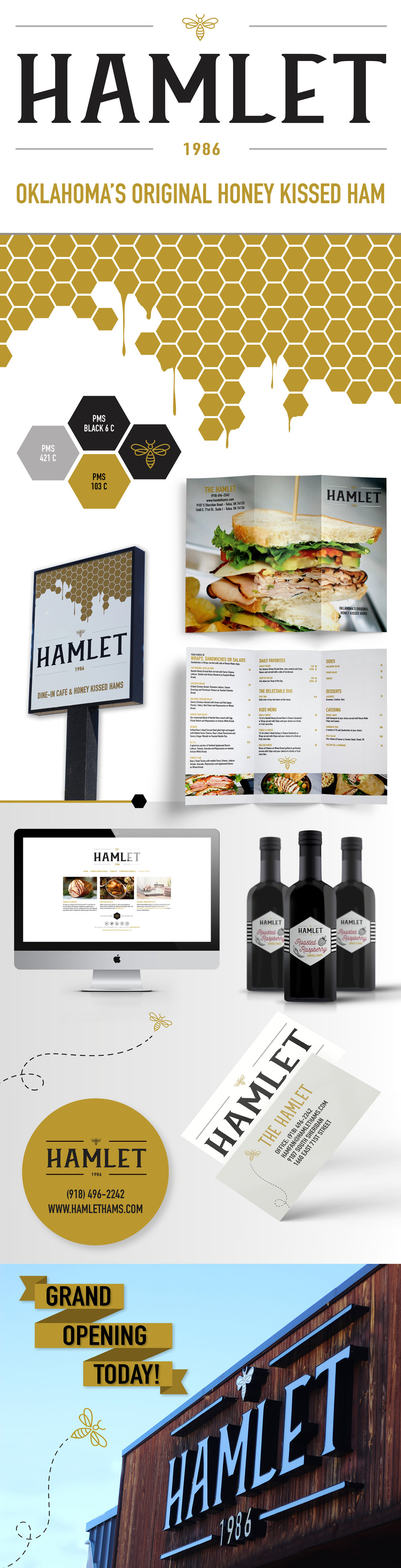 Chatter Marketing - Hamlet Branding