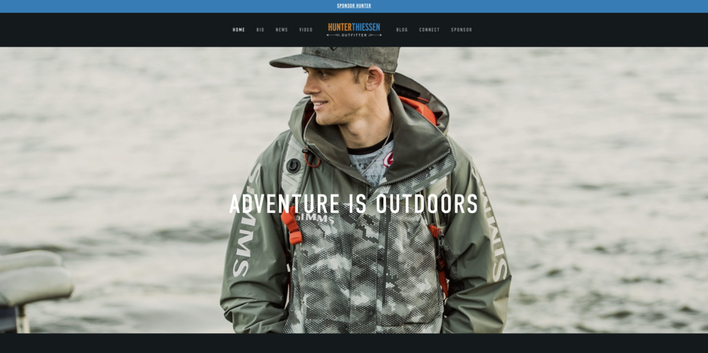 Hunter Thiessen Outdoors- Chatter Marketing