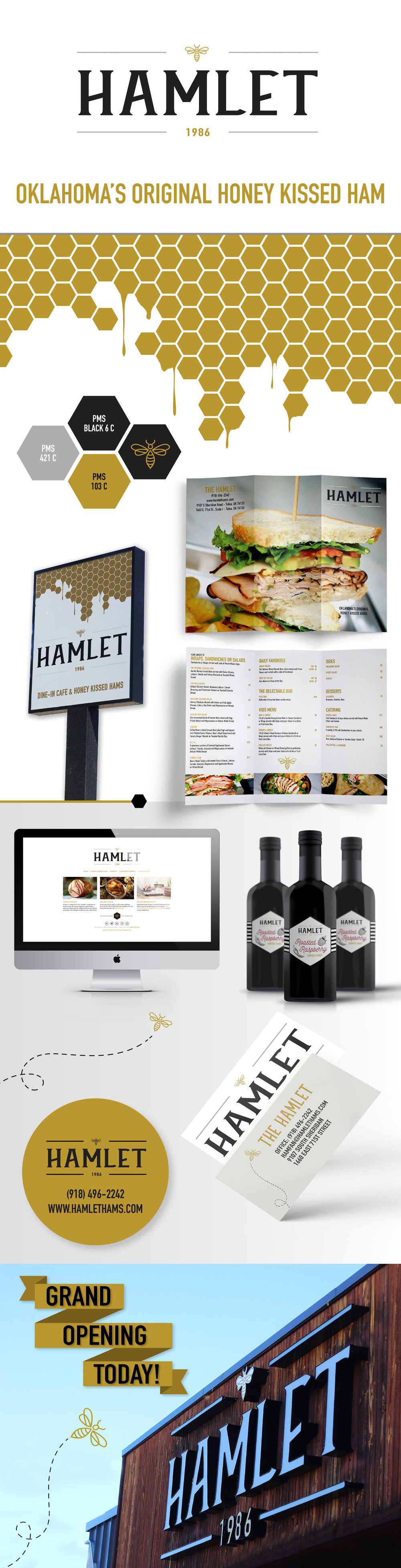 Hamlet - Chatter Marketing