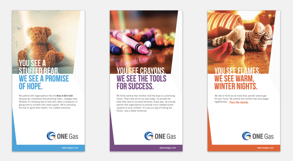 ONE Gas - Chatter Marketing
