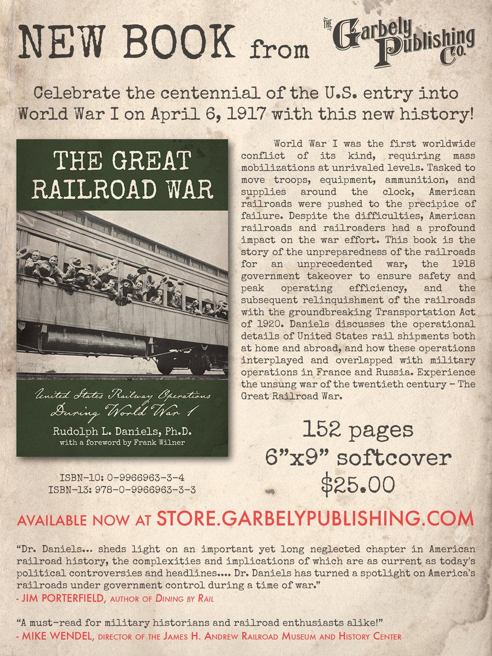 Book Release Flyer