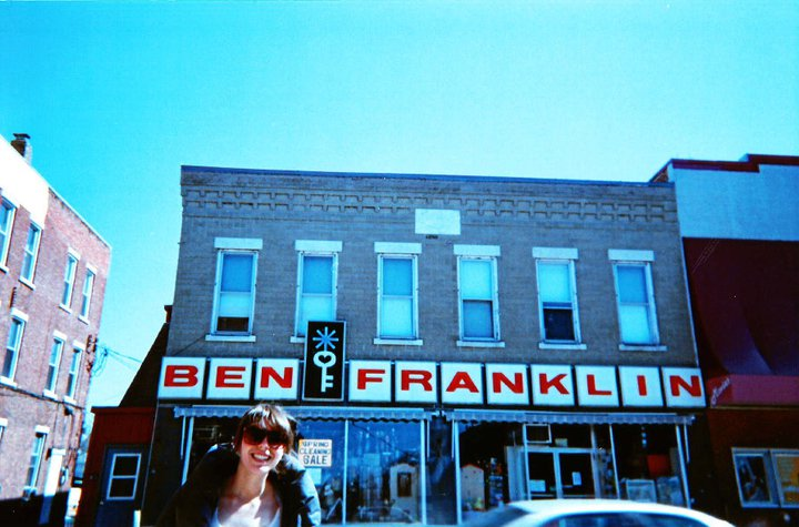 RIP Ben Franklin