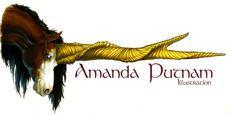 Amanda Putnam Illustration