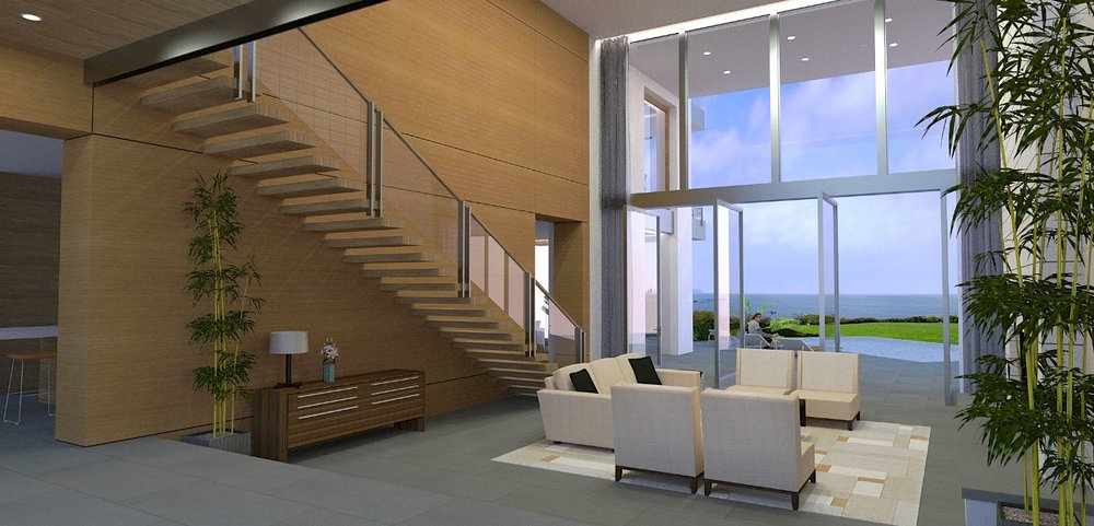 House Design Architects - Contact page