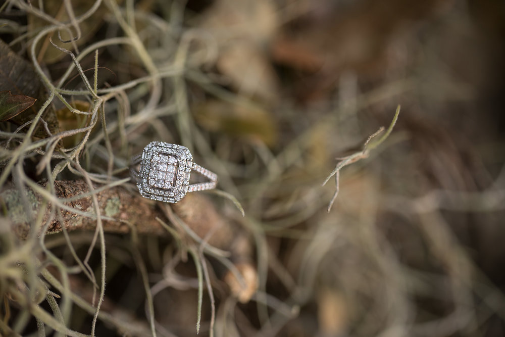 Matt is a fabulous job picking out this GORGEOUS ring from JcPenney's Bridal Jewelry Store