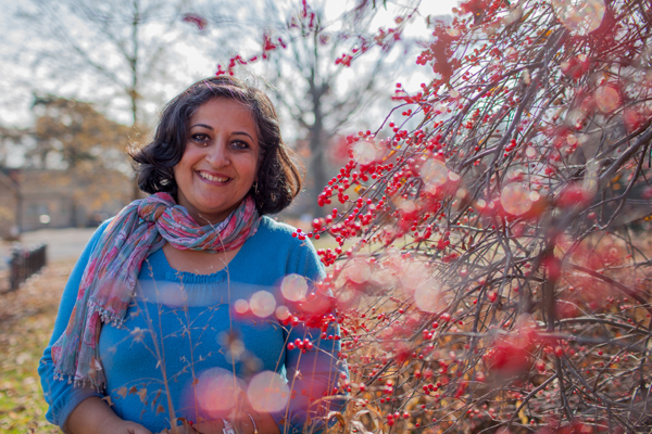 Maitreyi Roy, Executive Director of Bartram's Garden