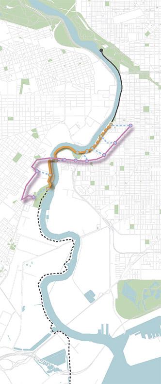 Schuylkill Banks Trail Master Plan