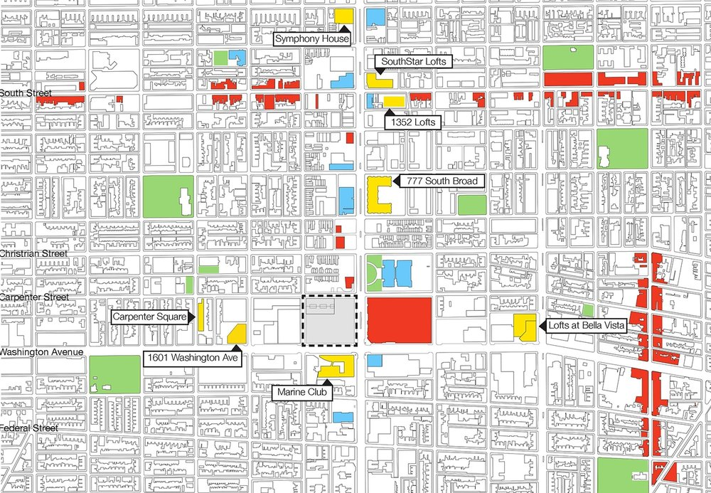 Broad and Washington Urban Design Guidelines