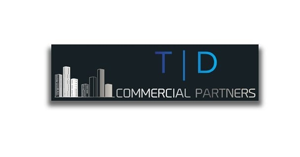 New Logo Design for Our Client Tyler & Dave  T | D Commercial Partners . . . . #Tate #Socialmedia #branding #marketing #digitalmedia #happyclient #pnw