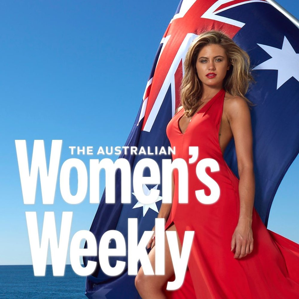 Launch des YouTube Channels von Australian Women's Weekly