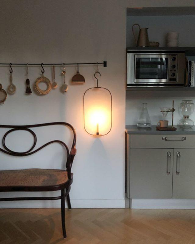 SUNDAYS & CANDLES  #myhome #kitchen @effeti_cucine #athome #thonet #vintagefurniture #sunday #candles #oldhouses