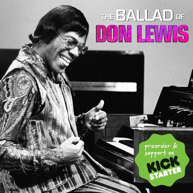 You have only until AUGUST 11 to PRE-ORDER  THE BALLAD OF DON LEWIS (LINK IN BIO)  Hurry up and be the first ones to share this incredible chapter of electronic musical history.  LINK TO PRE-ORDER IN OUR BIO - WEBSITE: buff.ly/2INJxcx . . . . . . #TheBalladofDonLewis #DonLewis #Synthesizer #DrumMachine #Roland #TR808 #KickStarter #PreOrder #Support #AfricanAmerican #AfricanAmericanHistory #AfricanAmericanMusic #AfricanAmericanArtist #BlackMusic #KickStarterCampaign #KickStarterProject
