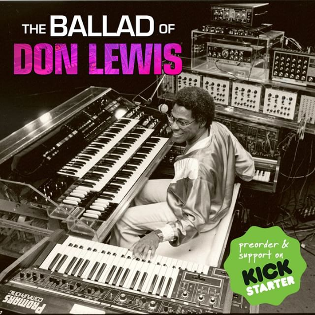 Don't miss your chance to be one of the first to reveal Don's Story!  #KICKSTARTER LINK IN OUR BIO.  THE BALLAD OF DON LEWIS is the untold story of  a pioneering musician and electronic engineer whose genius and technological vision personified both the creative freedom and the institutional fears that defined the music industry during the 1970s & 80s. . . . . . . . #TheBalladofDonLewis #DonLewis #LEO #LiveElectronicOrchestra #Synthesizer #Synthesizers #DrumMachine #Roland #ARP #Yamaha #Oberheim #Hammond #IkutaroKakehashi #MIDI #PreMIDI #Electronic #NAMM #NAMMshow #MuseumofMakingMusic #Pioneer #Inspiration #1977 #Live #LiveMusic #Synthporn