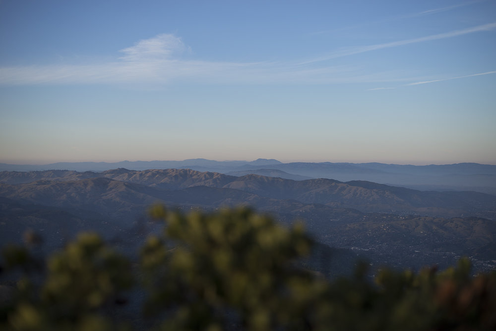 California, Mount Tamalpais