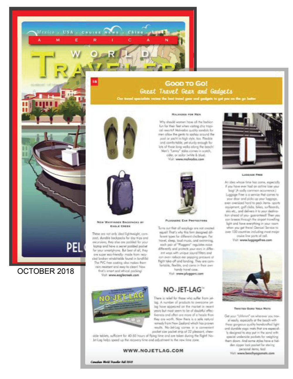 World Traveler Magazine