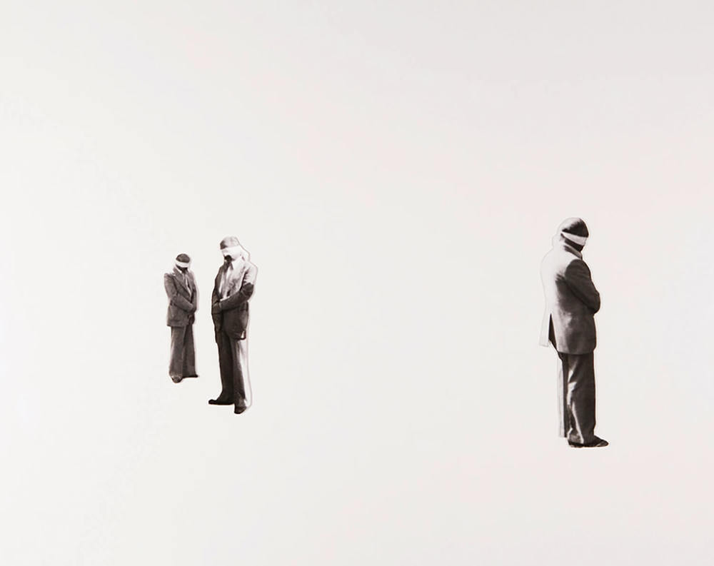 Afterlife 1, Broomberg and Chanarin, 2009, 20- x 16