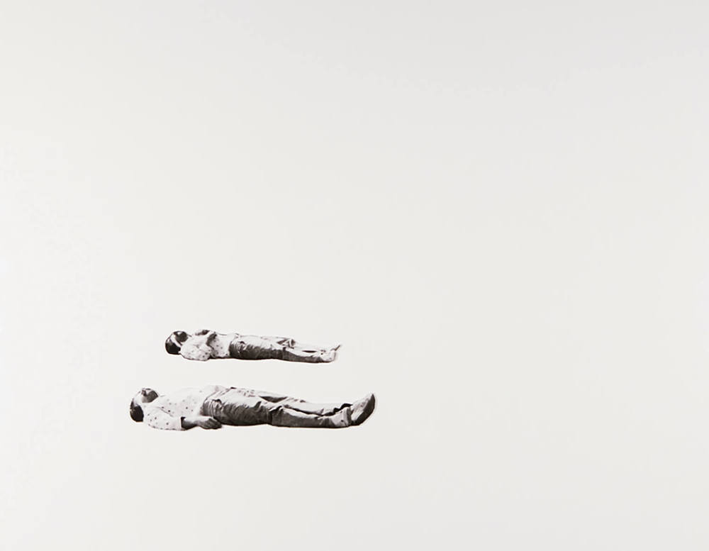 Afterlife 1, Broomberg and Chanarin, 2009, 20- x 16-