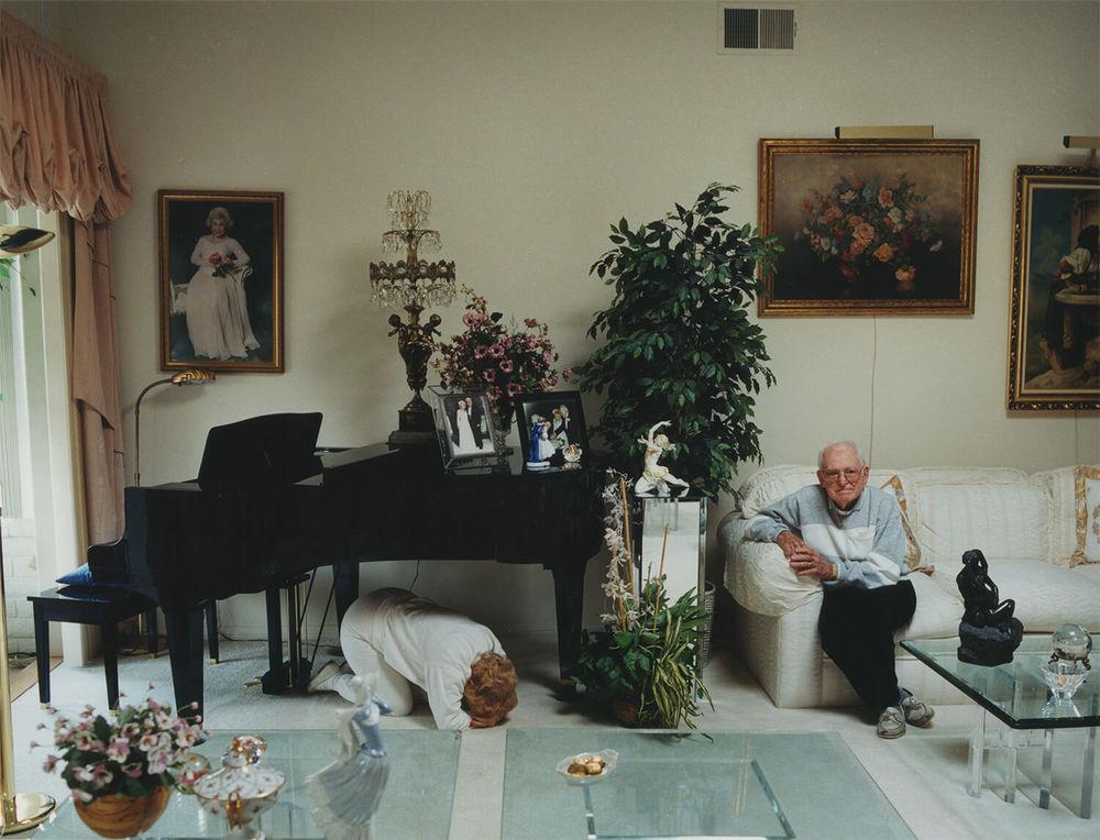 Leisure World Gated Retirement Community, USA, C-type print, 16 x 20 inches, 2003