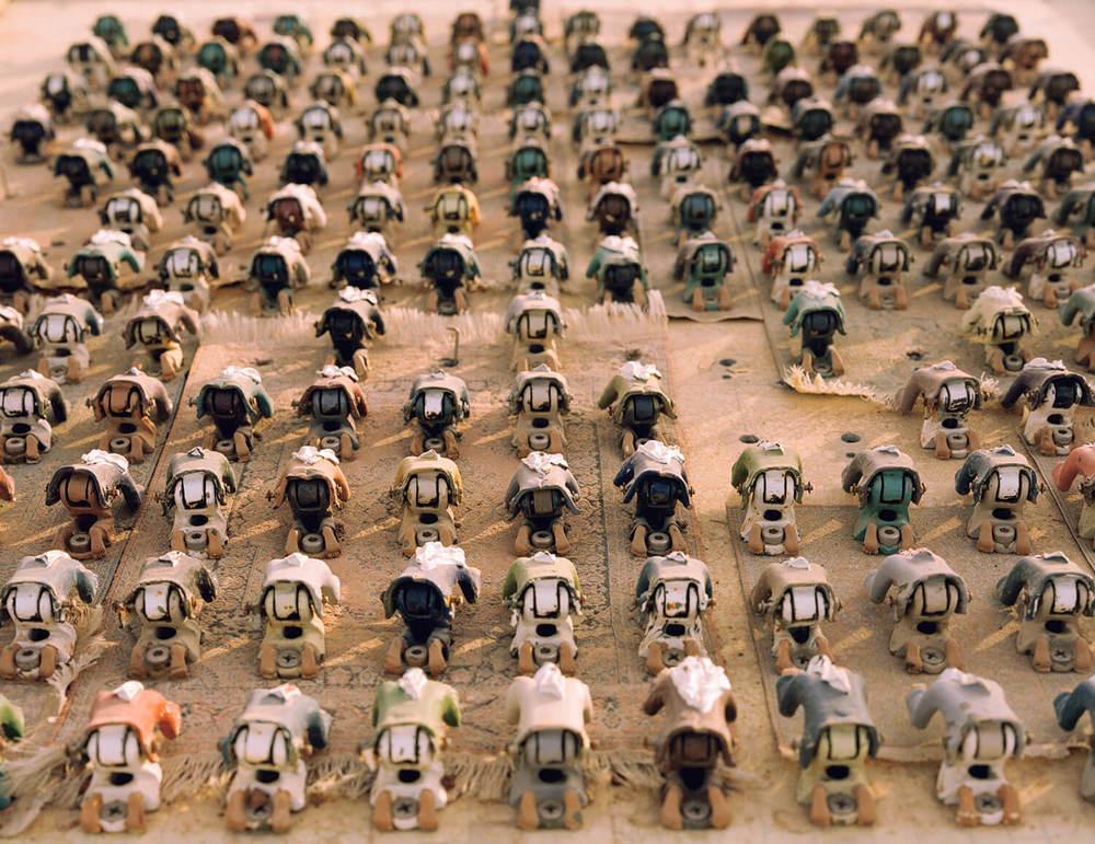 Mini Israel #2, (c-type print, 19x23-, 2006)