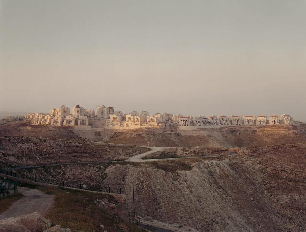 Ma'ale Edummim #1, (c-type print, 47x60-, 2006)