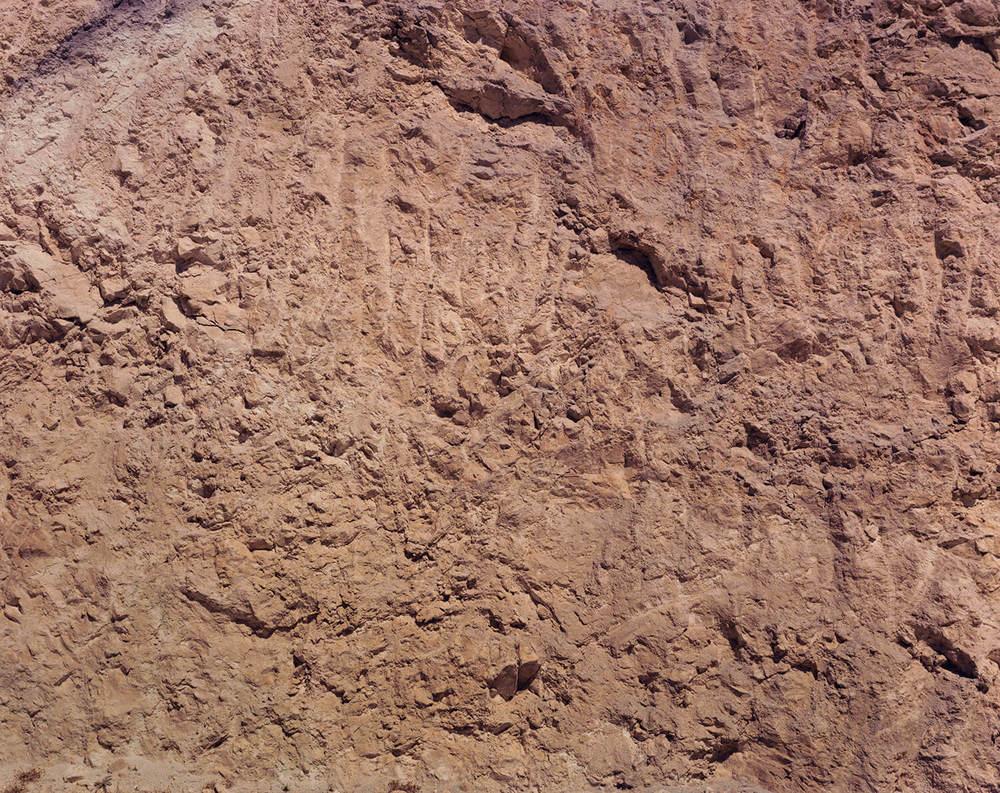 Road #1, Ma'ale Edummim to Jericho, (c-type print, 47x60-, 2006)