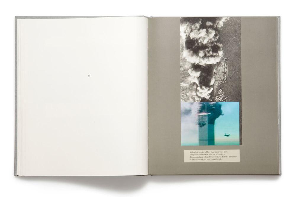 Plate 23, War Primer 2, Adam Broomberg & Oliver Chanarin, 2011, hardback book (MACK)