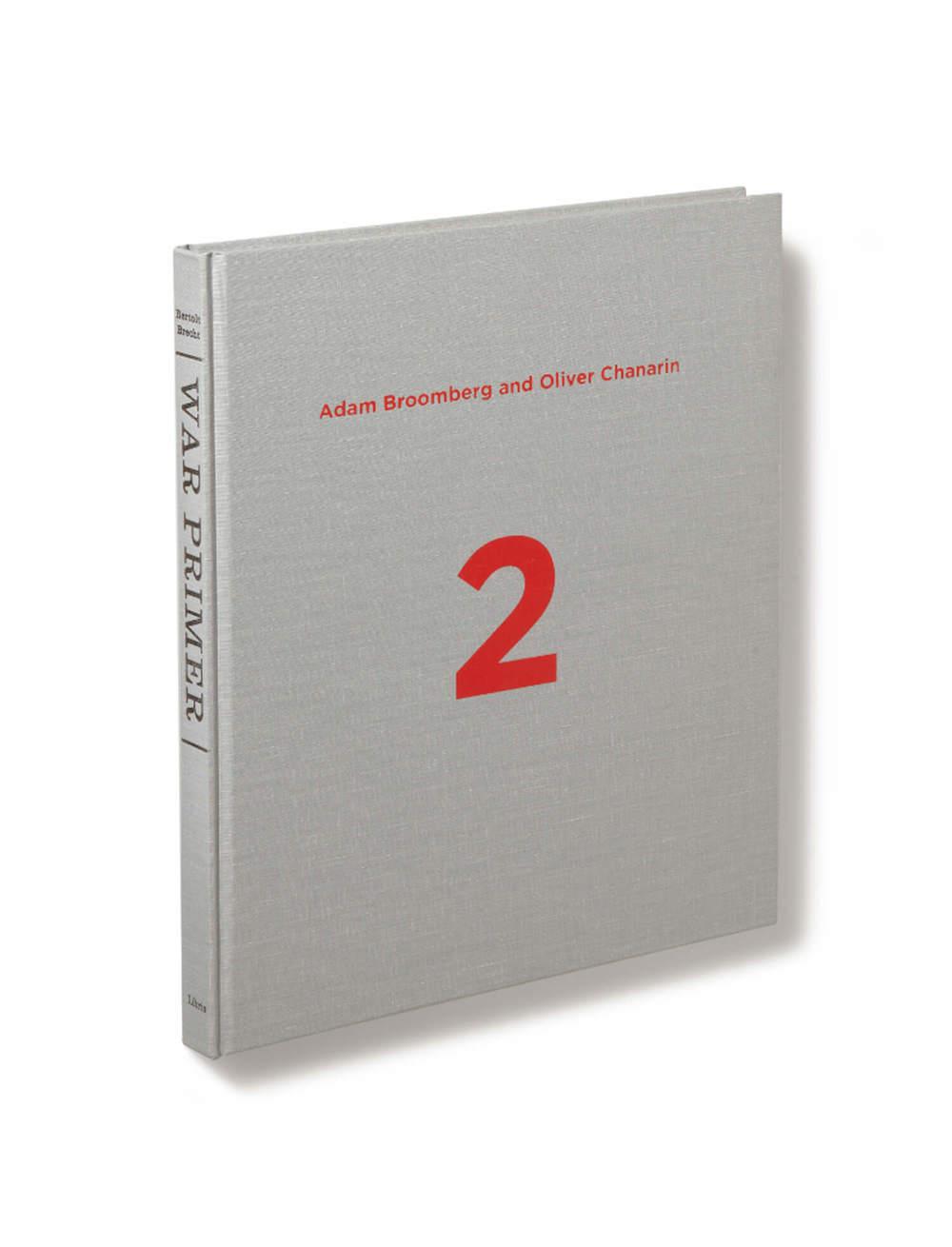 War Primer 2, Adam Broomberg & Oliver Chanarin, 2011, hardback book (MACK)