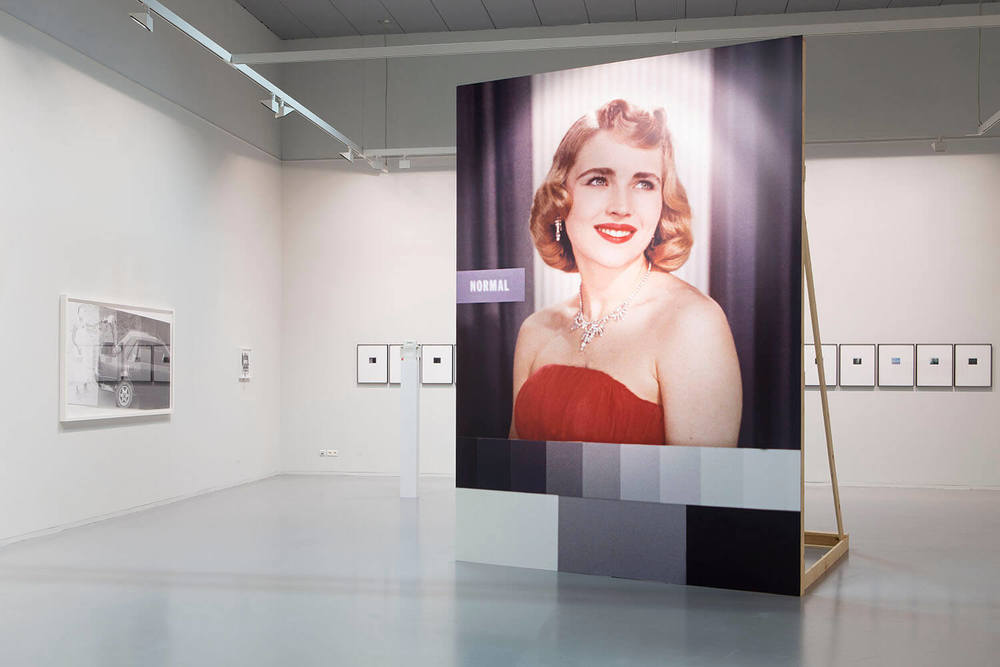 Everything Was Beautiful and Nothing Hurt, Installation View, FoMu, Antwerp, 2014 .jpg