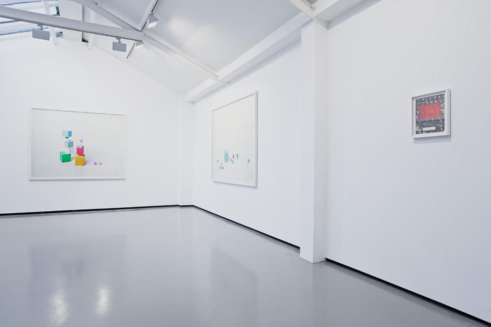 Portable Monuments, 2012, Installation View - 2.jpg
