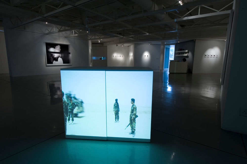 The Day That Nobody Died, 2008, Installation View - 5.jpg