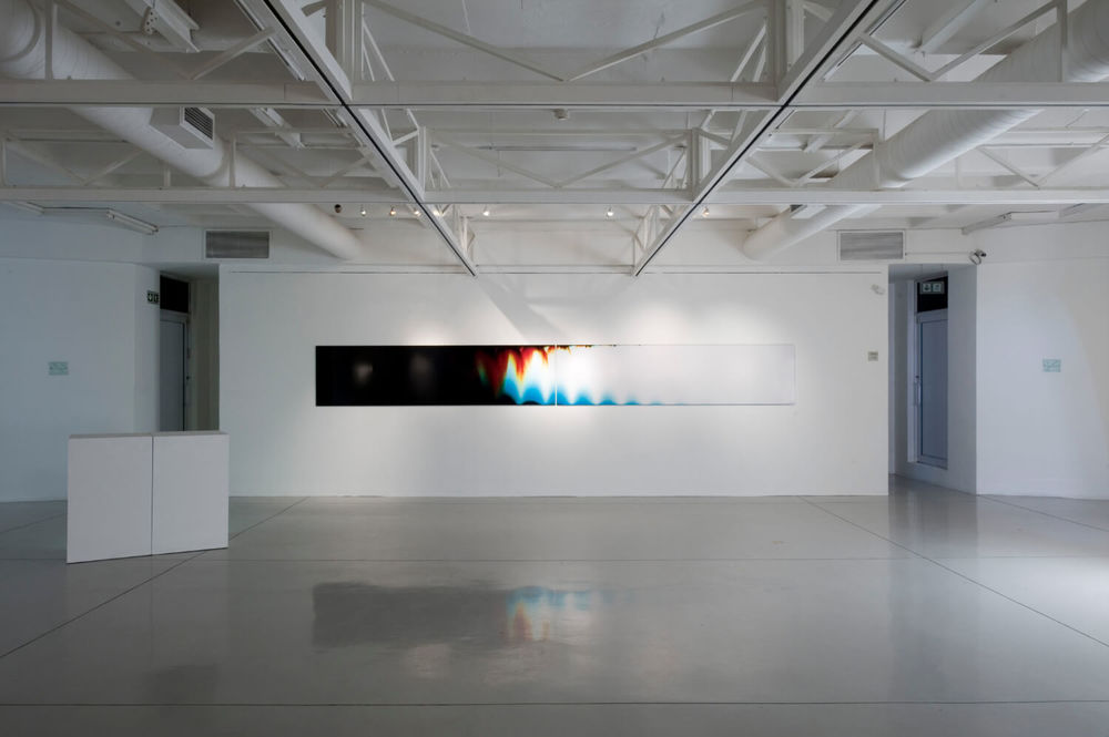 The Day That Nobody Died, 2008, Installation View.jpg