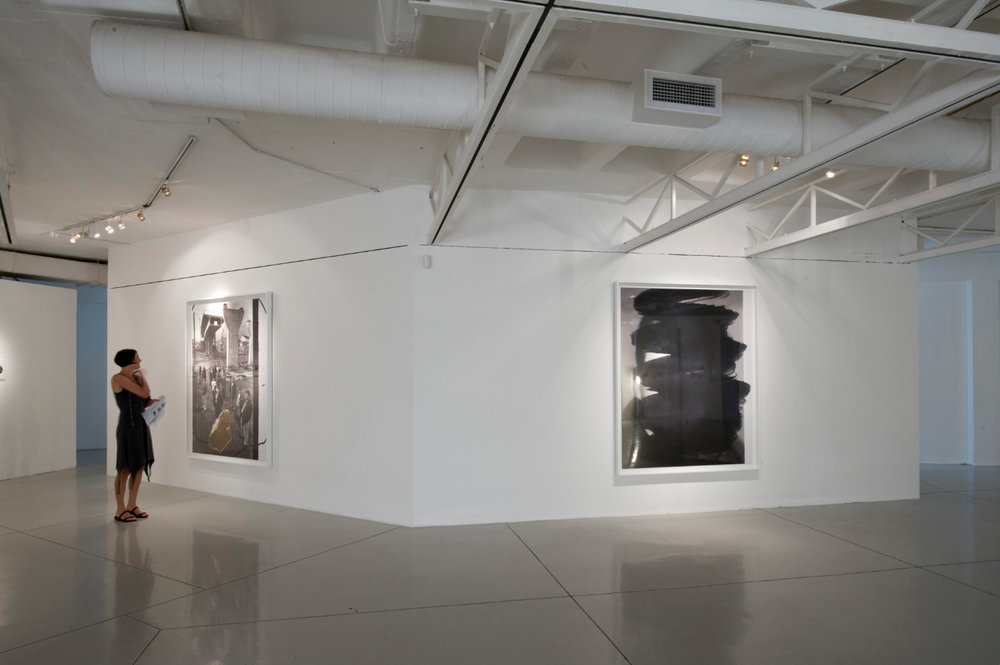 People in Trouble Laughing Pushed to the Ground (Contacts), Installation View, image © Goodman Gallery, 2011 - 3.jpg