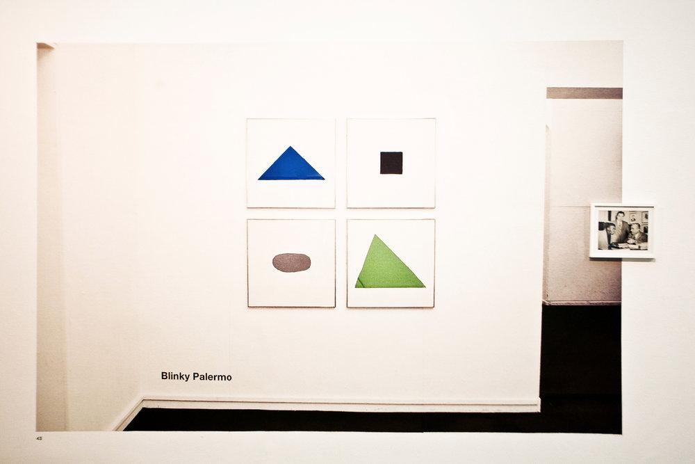 Blinky Palermo, 4 Prototypes
