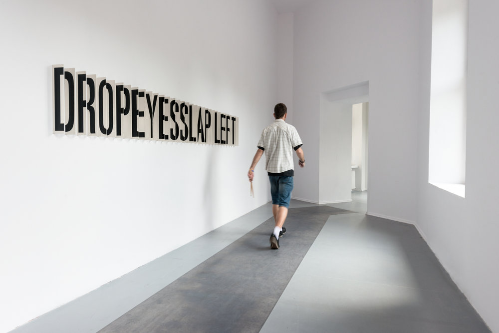 Installation View, Rudiments, The Centre for Contemporary Art, Ujazdowski Castle, Warsaw, 2015, © Bartosz Gorka/CCA Ujazdowski Castle Warsaw, 2015